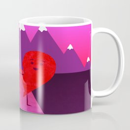 The Course of Love Coffee Mug