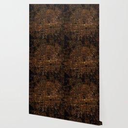 Beijng From Above Wallpaper