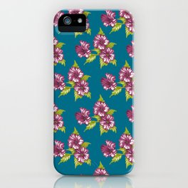 Jessica Teal iPhone Case