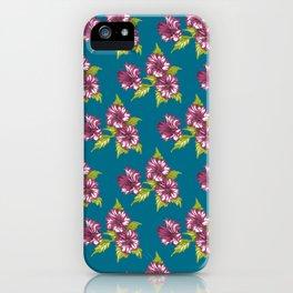 Jessica Teal iPhone Case