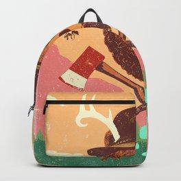 FOREST BEAR Backpack