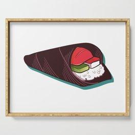 Japanese Sushi- Temaki Sushi Serving Tray