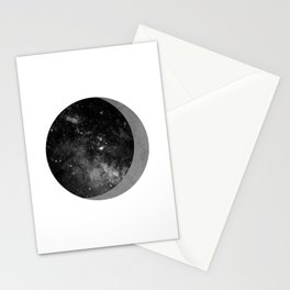 Exit to Outer Space Stationery Cards