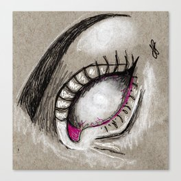 """soulless"" Canvas Print"