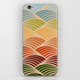 Tuscan Landscape iPhone Skin