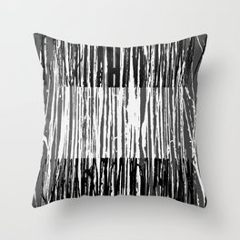 Abstract Composition 691 Throw Pillow