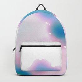 Yosemite watercolor blues Backpack