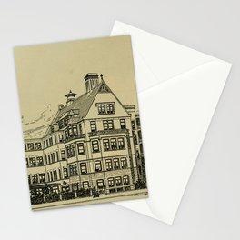 Wesley Hospital 1888 Stationery Cards