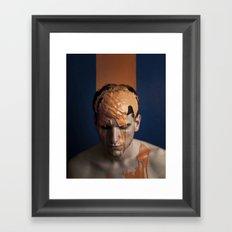Agent Orange  Framed Art Print