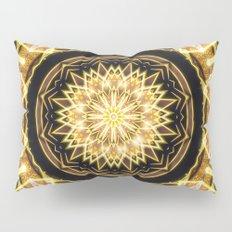GlaMANDALA | Mandala Glamour Pillow Sham