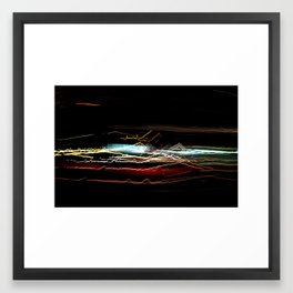 BY-PASS_NY 04 Framed Art Print