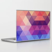 brand new Laptop & iPad Skins featuring Brand new day by marcegaral