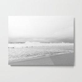 CALIFORNIA BEACH Metal Print