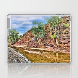 Rocks at Brachina Gorge, Flinders Ranges, Sth Australia Laptop & iPad Skin