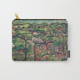 Memories of Lake Placid Carry-All Pouch
