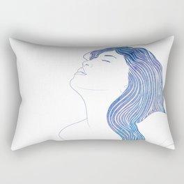 Nereid XXXVII Rectangular Pillow