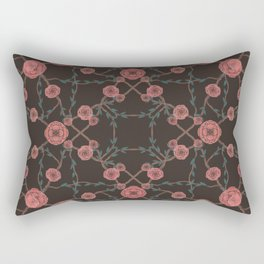 FLORAL BRANCH Rectangular Pillow