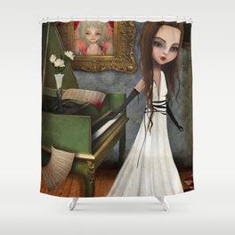 Elizabeth Killbride Shower Curtain