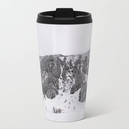 White Winterscapes III Travel Mug