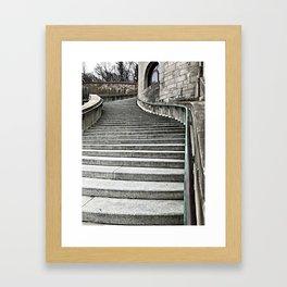 Stairway to Heaven? Framed Art Print