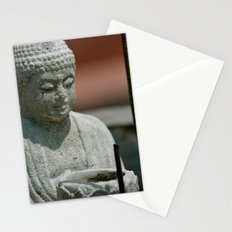 Prayer for Buddha Stationery Cards