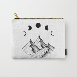 Mountains & Moons Carry-All Pouch