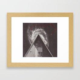 Nighttime Framed Art Print