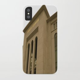 161 st and River ave iPhone Case