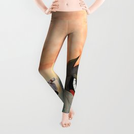 Cuphead and The Devil Leggings