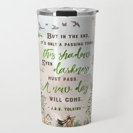 But in the end Travel Mug