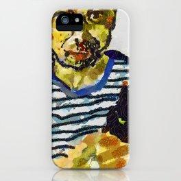 haruki murakami iPhone Case