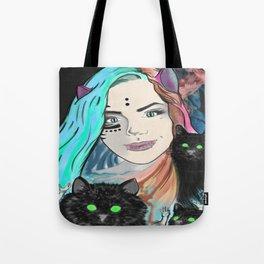 Aphrodite Hathor Tote Bag