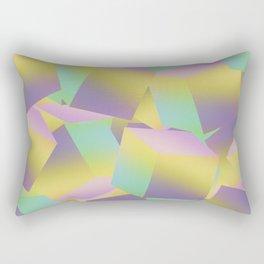 Fade Cubes B2 Rectangular Pillow