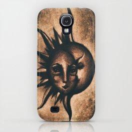Lune et Soleil (Moon and Sun) iPhone Case