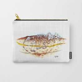 Sleuthing for Fossils Carry-All Pouch