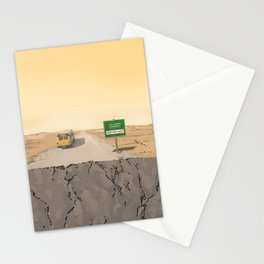 Now Leaving Sunnydale Stationery Cards
