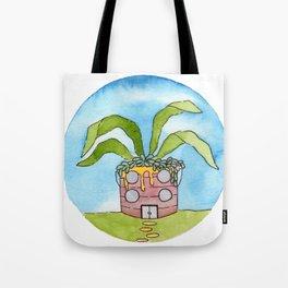 In the Garden: June Tote Bag