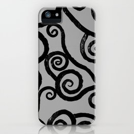 Spirals - pieces of Dublin iPhone Case