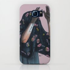 Floral Ghost Galaxy S7 Slim Case