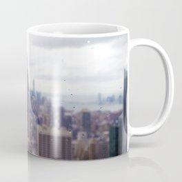 Bugs and Raindrops, Manhattan Skyline Coffee Mug