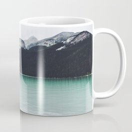 Lake Louise Reflections  Coffee Mug