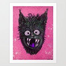 Street Cat. Art Print