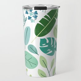 Botanical Chart Travel Mug