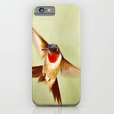 The Hummingbird iPhone 6s Slim Case