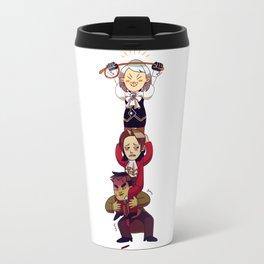 hierarchy Travel Mug
