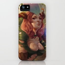 Elderwood Leblanc iPhone Case