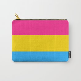 Pan Flag Carry-All Pouch
