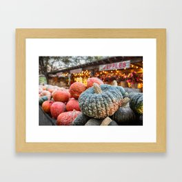 Avila Evening Framed Art Print
