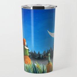 In the night Travel Mug