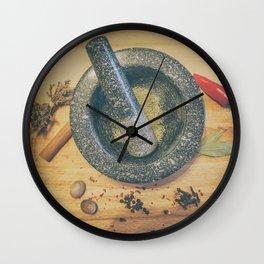 Some like it hot. Wall Clock